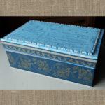 шкатулка коробка декоративная