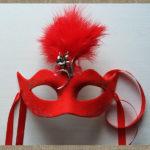 маска карнавальная