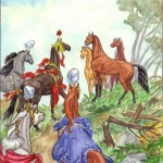 кони говорят