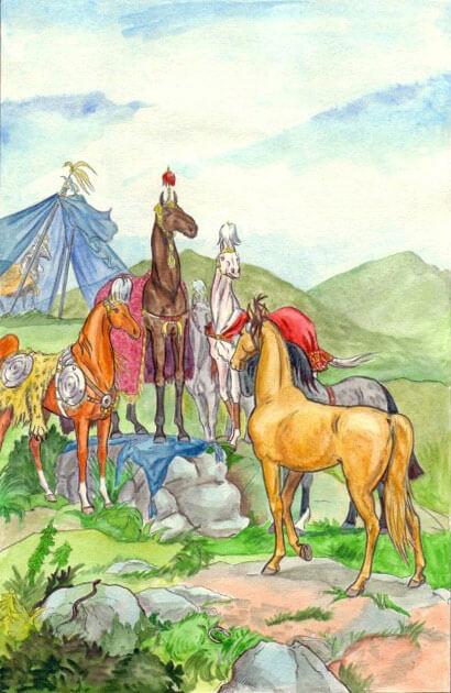 король коней